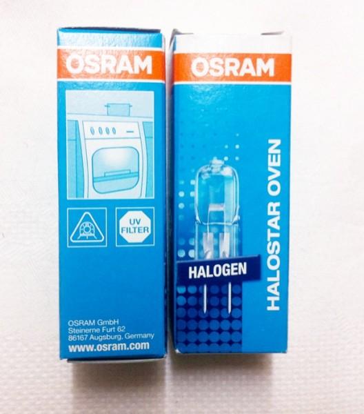 osram halostar halogen backofenlampe lampe f backofen herd. Black Bedroom Furniture Sets. Home Design Ideas